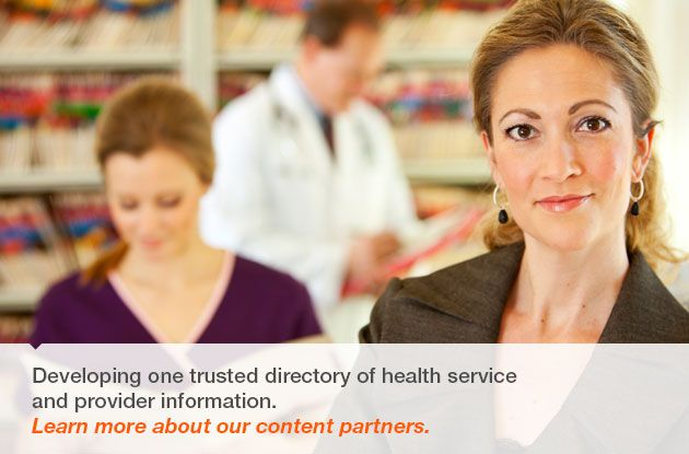 The National Health Services Directory has been built using content from a variety of existing directories and through the efforts of many Health Departments and Medicare Locals through out Australia.  The directory content will continue to be enhanced and broadened as more organisations work with Healthdirect Australia to develop this important service