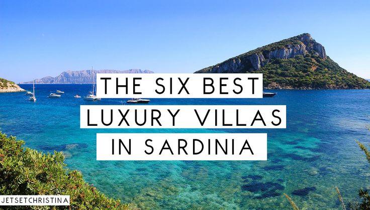 The 6 best luxury villas in sardinia italy