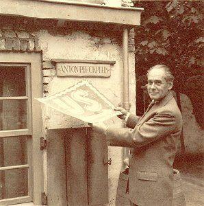 Anton Pieck, artist, illustrator and much, much more