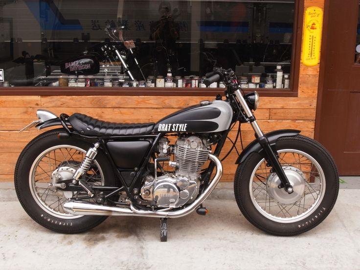 SR400 | BRATSTYLE-ブラットスタイル