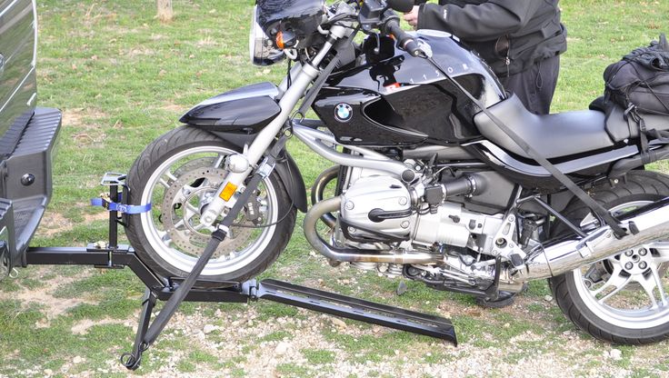 Tow Ster Motorcycle Carrier Tow Ster Motorcycle Trailer