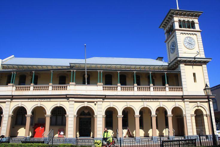 Australia Post in Maitland, NSW