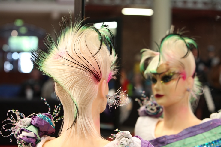 cool anime hairstyles : 1000+ images about Mannequin Hair on Pinterest International school ...