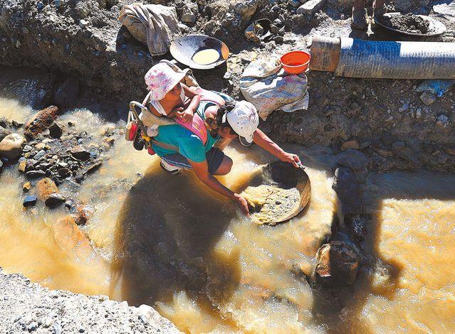 La Razón (Bolivia) | Minamata impone tareas a Bolivia