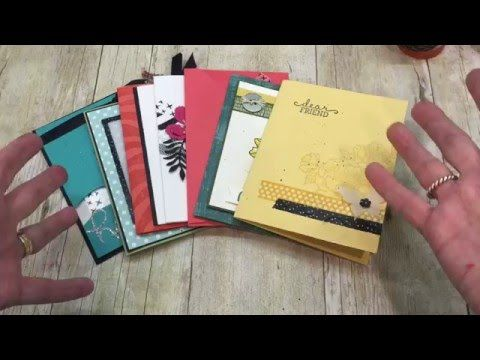 How to use Washi Tape in your handmade cards - YouTube, including a great botanical blooms card
