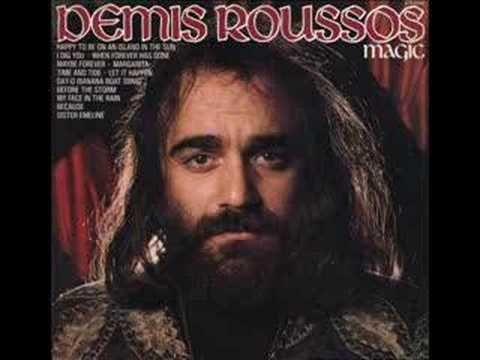Demis Roussos - Maybe Forever - YouTube