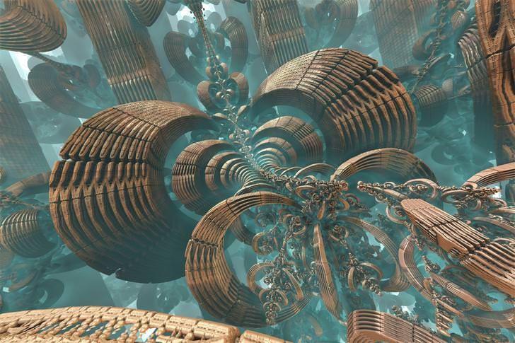 Mandelbulb 3d Fractal Wallpaper Dump Album On Imgur Fractals Wallpaper Fractal Art