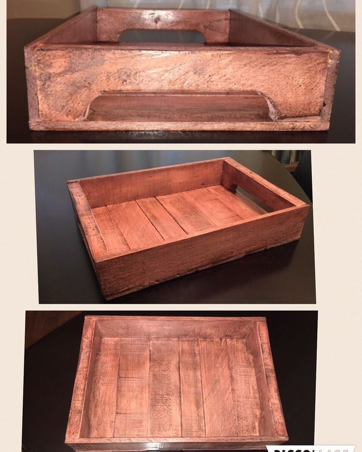 pallet furniture etsy. decorative tray from pallet wood measures l20 furniture etsy