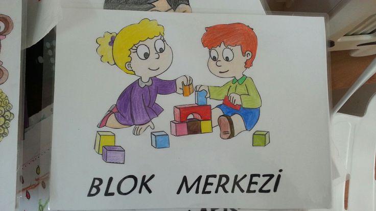 Blok Merkezi..