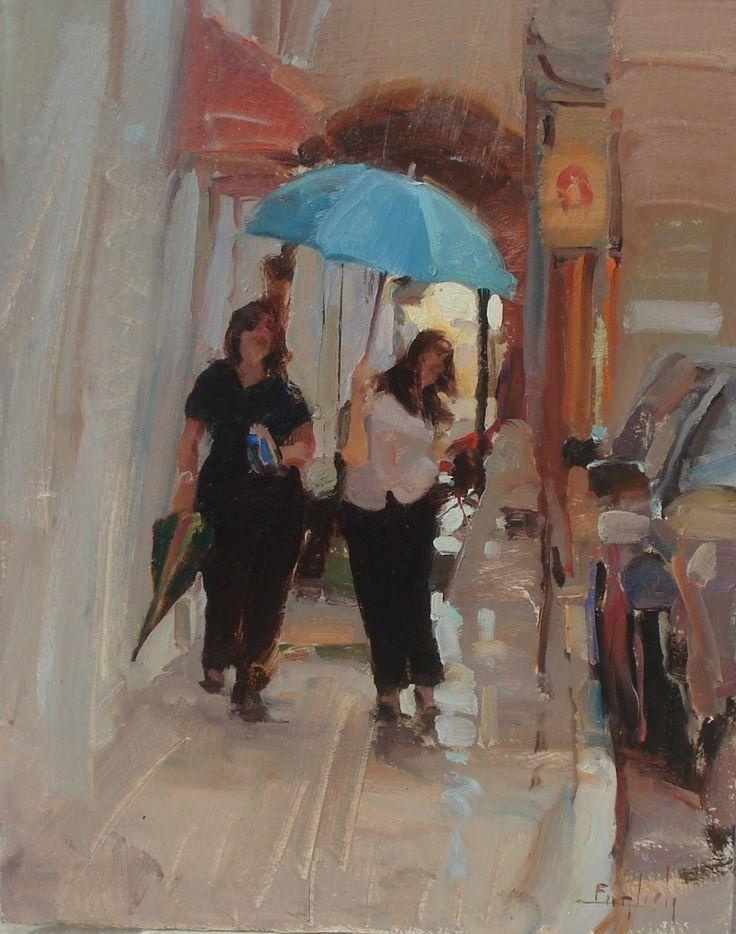 Raindance 14x11 by Kim English