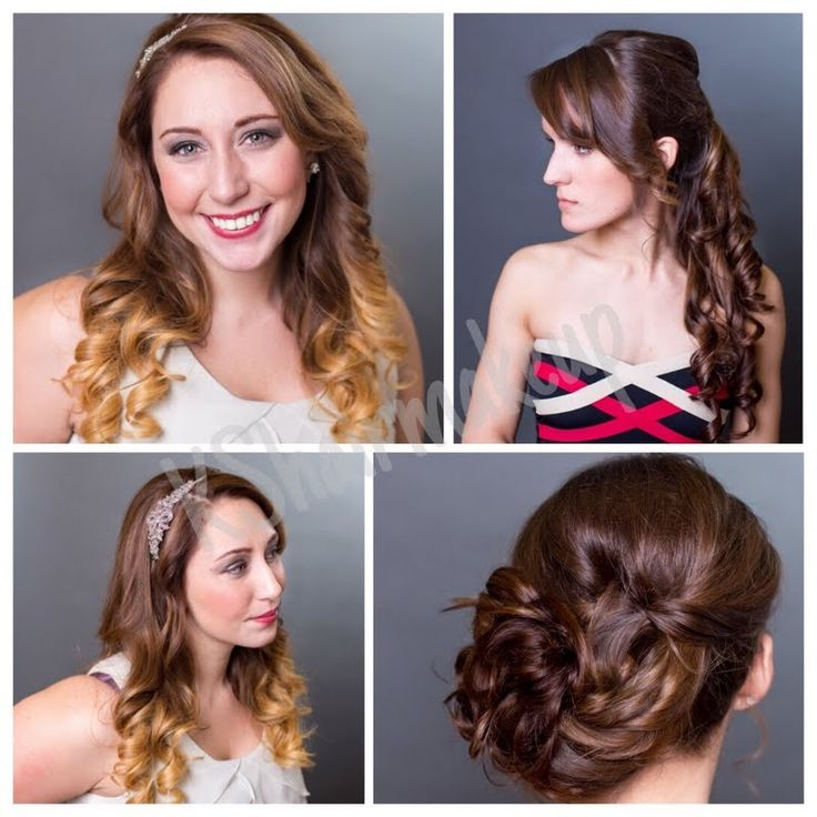 Kshairmakeup rocked 4 moisture-rich hairstyles using her Beauty brands gifts! dry hair #MyGreatHairDay