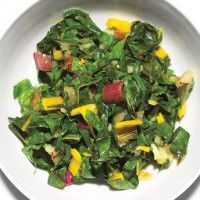 Herb, Chard, and Feta Soup - Bon Appétit