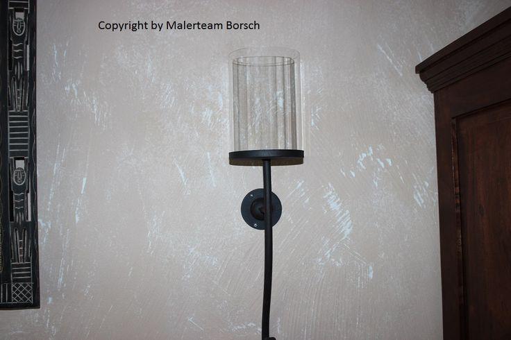 Nahaufnahme Kreatives Wanddesign http://www.borsch-info.de/