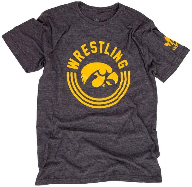 I love this Iowa Wrestling shirt! Go Hawkeyes