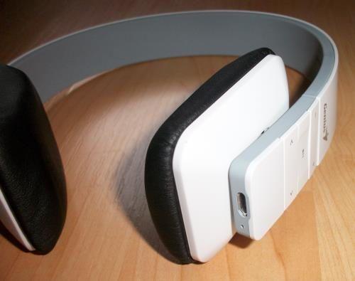 Genius HS-920BT Headset im Test auf Dirks-Computerecke.de