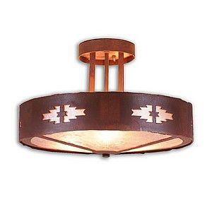Image result for southwestern ceiling lights