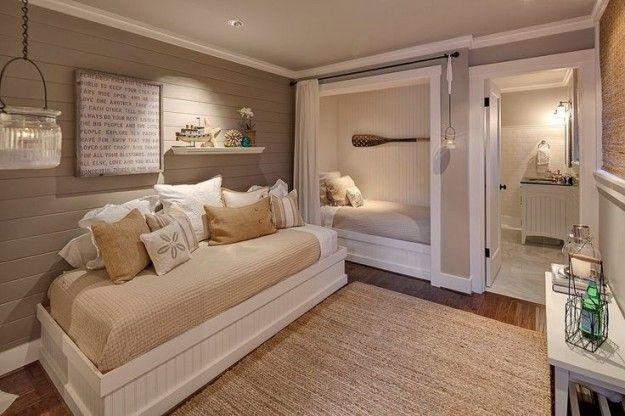 Arredamento camera ospiti - Stanza letto grande per ospiti