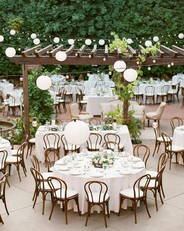 22 Wedding Table Setting Ideas For Every Season Decoration
