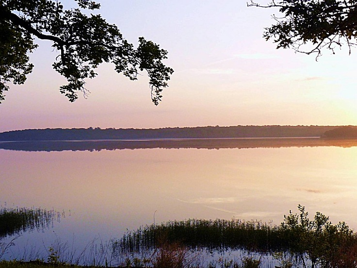 Lake Heyburn State Park, Kellyville, Oklahoma = picnic