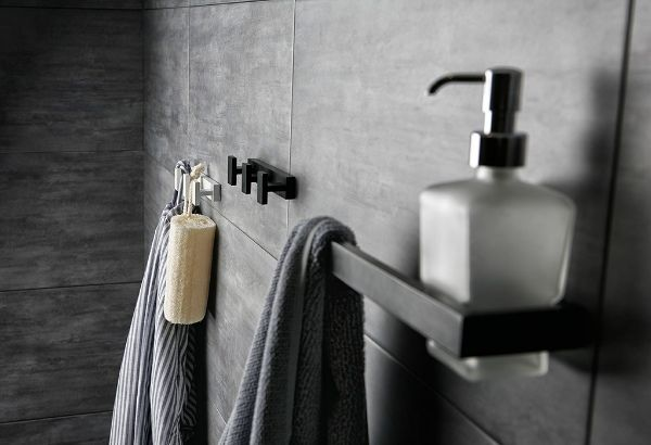 bathroom can be designed modernly using modern tiles, fittings and accessories bathrom. Creative ideas for bathroom  www.sancodesign.eu