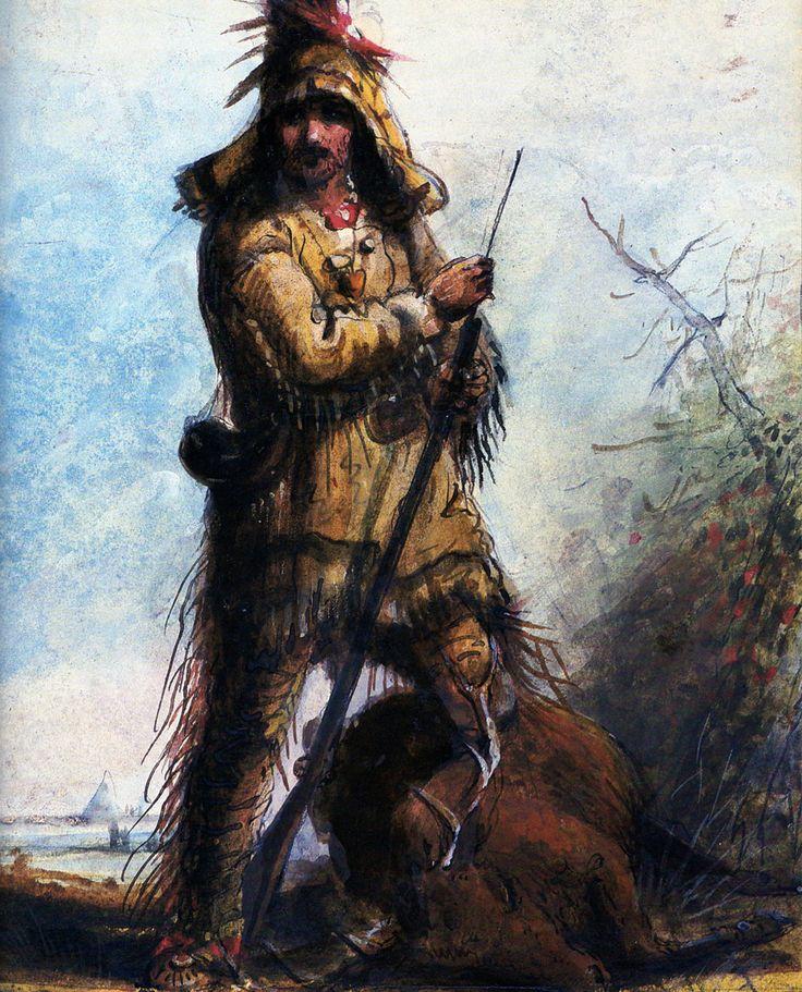 Mountain Man Rendezvous Paintings | www.pixshark.com ...