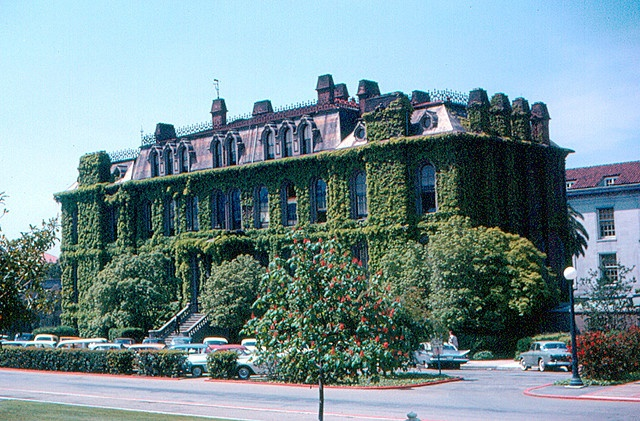 Berkeley - South Hall by roger4336, via Flickr