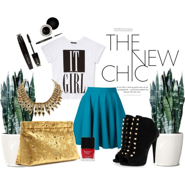 """The new chic"" by bloobaz on Polyvore"