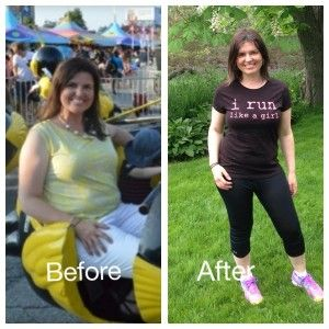 WOW! Lydia loses over 21lbs and 20 inches! http://karen-gallagher.com/lydia/