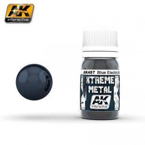 AK487 - BLUE ELECTRIC METAL