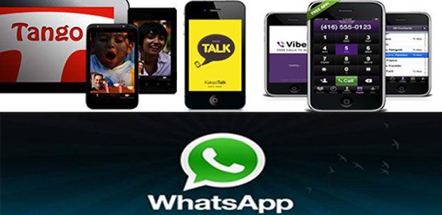 Güncel Mobil Teknoloji Haberleri | Uygulama İncelemesi: Mobil Anlık Mesajlaşma Programları | Güncel Mobil Teknoloji Haberleri