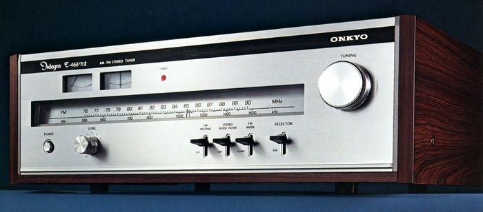 ONKYO Integra T-466NII   1975