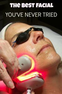 Non-surgical Facelift using Microcurrent and LED Photorejuvenation