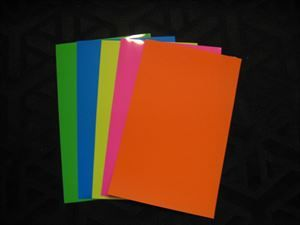 Vis detaljer for Neon pakken - hele ark