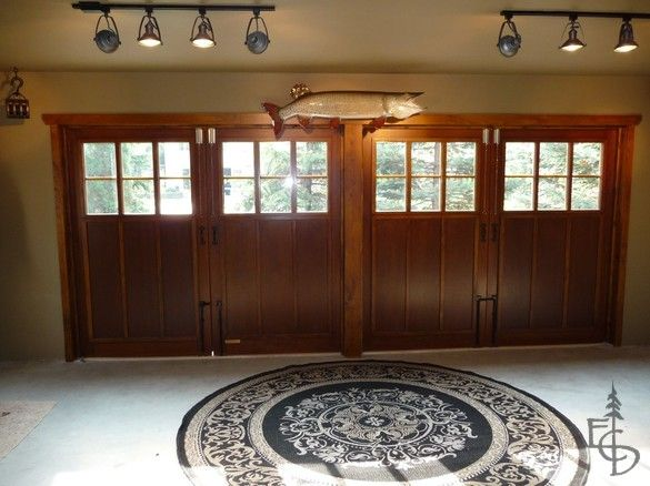 Image detail for -... turn a garage into an inviting game room - Evergreen Carriage Doors