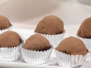 Utilisima – Trufas de Chocolate