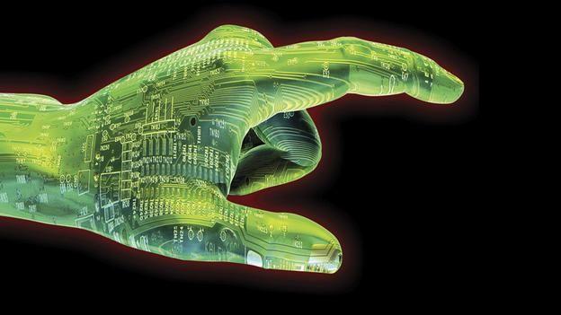 Microchip implants to benefit humans! -Zach Jonesmay