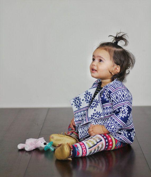 Cardigan enfant en bas âge pour bébé fille par MadebyJeniffer