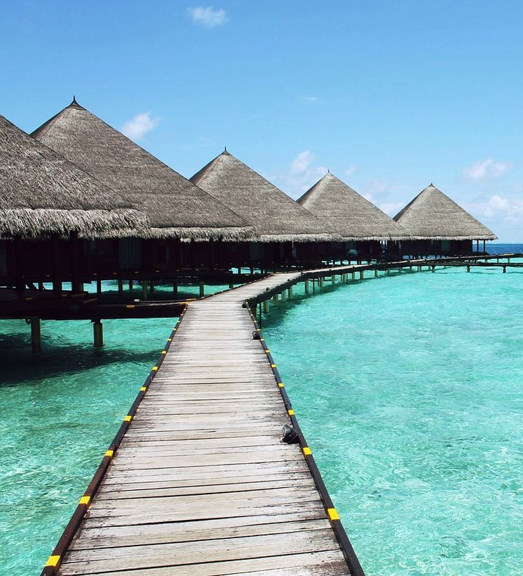 Beautiful Bora Bora... on many a bucket list! Hot travel