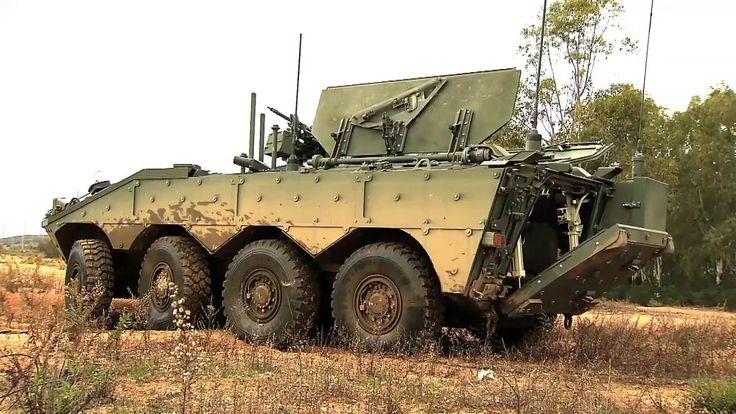 Centauro AMC Mortar Carrier