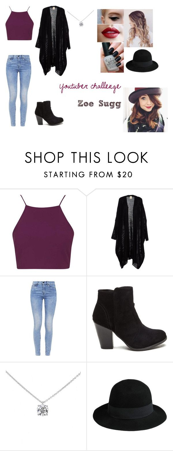 """""""Youtuber challenge (view description)"""" by thepersonyoudontknow ❤ liked on Polyvore featuring Topshop, G-Star, Tiffany & Co. and George J. Love"""