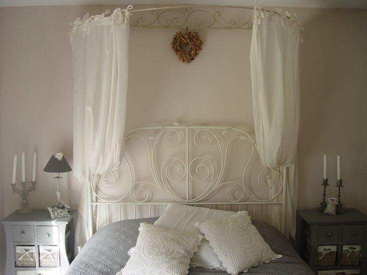29 best ciel de lit images on pinterest bed crown home and bedroom ideas - Ciel de lit la redoute ...