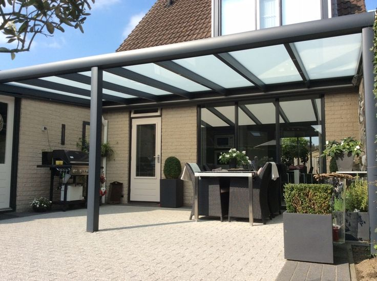 25 beste idee n over terrasoverkapping op pinterest overdekte terrassen veranda deksel en - Overdekte patio pergola ...