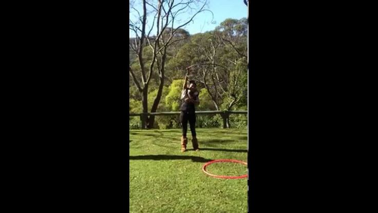 Hooping class for all levels at The Core Self Awakening Retreat