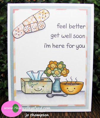 Paper Drama: Feel Better