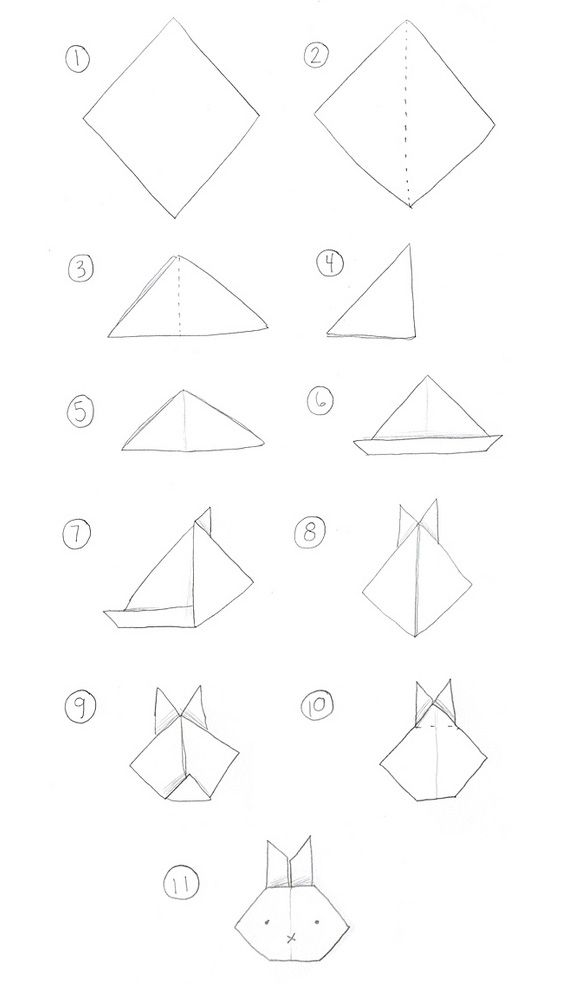17 best images about origami  vouwen  vlechten on pinterest