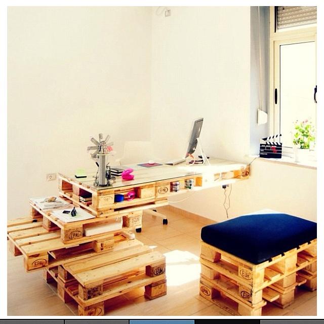 muebles reciclados palets reciclados muebles ecologicos material