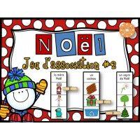 Noël - Jeu d'association #2