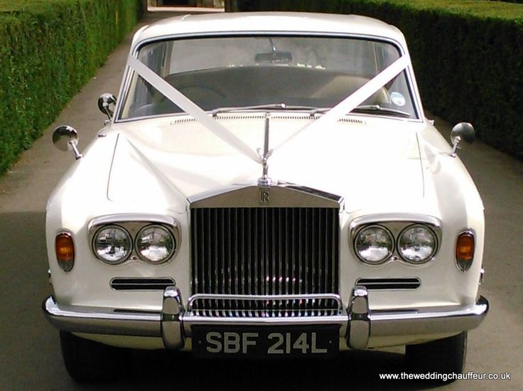 Our spacious Rolls Royce Silver Shadow will provide luxurious transport on your special day.