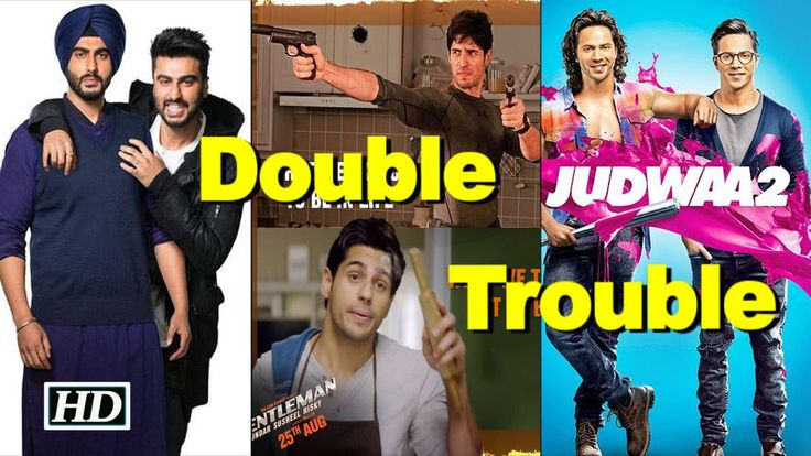 Double Trouble | 'Mubarakan', 'A Gentleman' or 'Judwaa 2' , http://bostondesiconnection.com/video/double_trouble__mubarakan_a_gentleman_or_judwaa_2/,  #agentlemanfullmovieonline #agentlemanmoviesongs #agentlemansongs #judwaa2kiss #Judwaa2movie #judwaa2song #judwaa2trailer #Mubarakanfullmovie #Mubarakanmovie #mubarakansongs