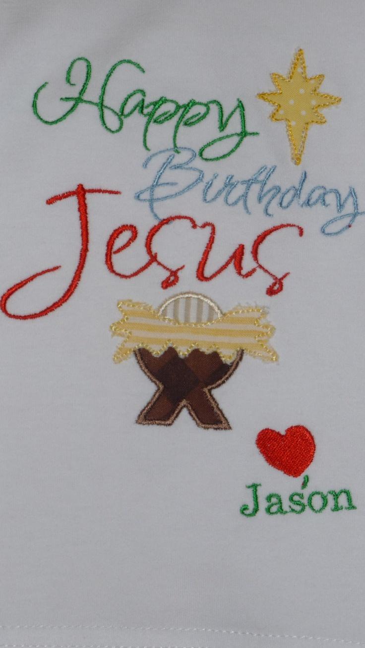 + best ideas about Happy Birthday Jesus on Pinterest  Jesus birthday ...